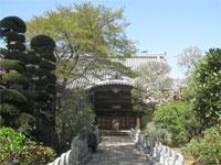 高勝寺本堂