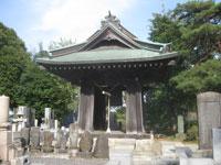 妙覚寺鐘楼