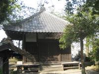 妙覚寺松荘堂