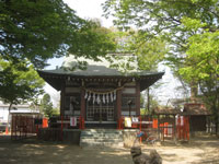 稲城青渭神社