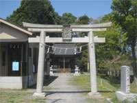 竪神社鳥居