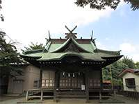 連光寺春日神社