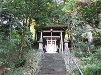 中和田天神社