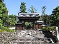 壽徳寺山門