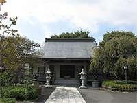 高西寺本堂