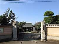 高蔵院参道