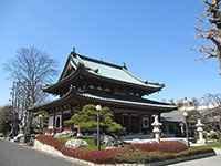 円成院本堂