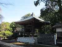 小川寺鐘楼