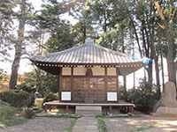 泉蔵院薬師堂