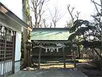 小平熊野宮境内社