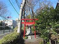 小川日枝神社境内社