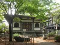 金蔵院薬師堂
