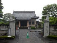 祥應寺山門