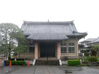 祥應寺本堂