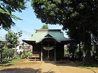 内藤神社社殿