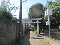 市杵島神社鳥居