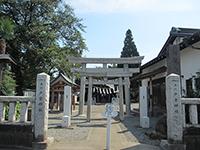 戸倉神社鳥居