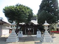 戸倉神社社殿