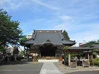 浄運寺本堂