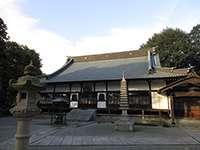 寶泉寺本堂