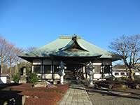 妙福寺本堂