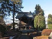 妙福寺番神堂