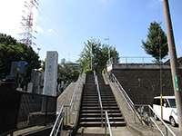 観性寺参道
