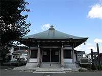 観性寺本堂
