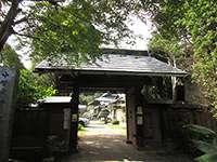 萬松寺山門