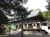 萬松寺本堂