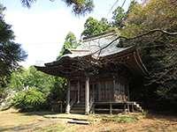 大泉寺観音堂