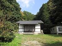 萬蔵寺本堂