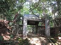 養樹院山門