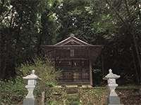 荏柄八幡社
