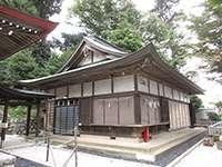 相原諏訪神社社務所