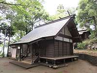 広袴神明社