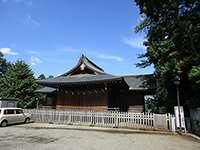 菅原神社神楽殿