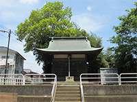 金森西田杉山神社