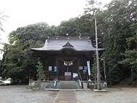 金井八幡神社