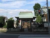 木曽金比羅神社鳥居
