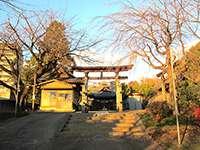 札次神社鳥居