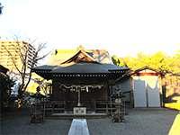 札次神社社殿