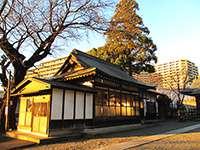 札次神社神楽殿