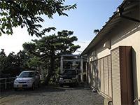 小山神明神社鳥居