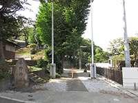 小野神社鳥居