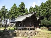 飯守神社社殿