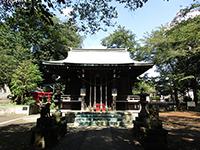 南大谷天神社