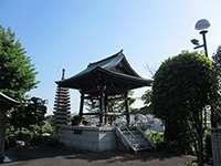 福寿院鐘楼