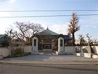 円成寺山門