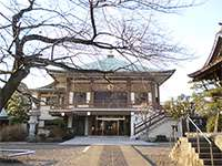 円成寺本堂